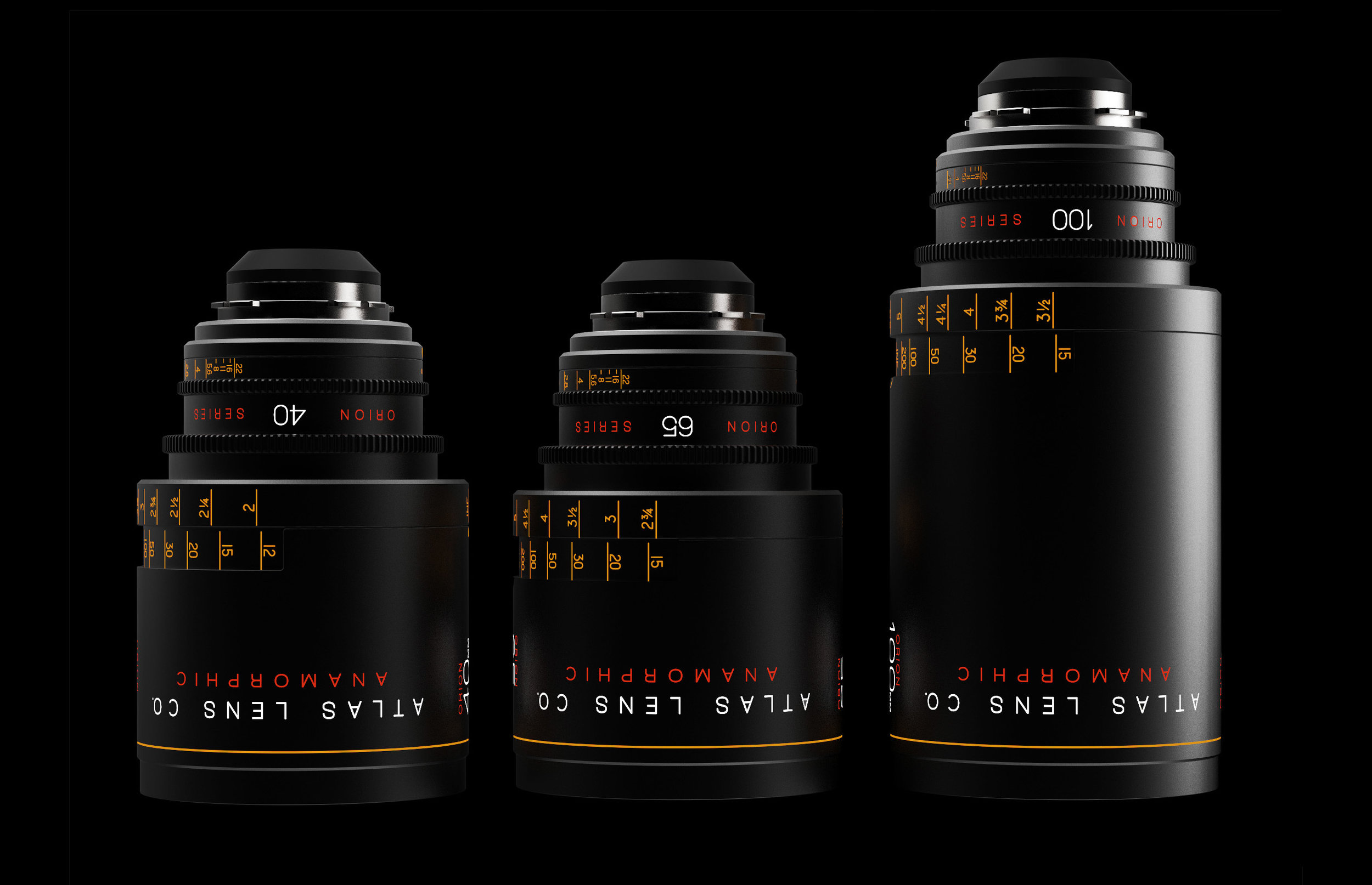 Atlas Lens Co Anamorphics