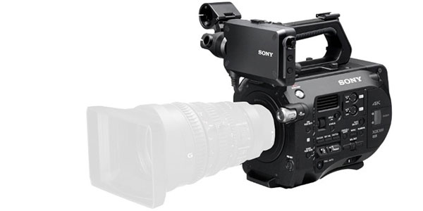 Sony FS7 4K Digital Cinema Camera