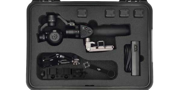 DJI Osmo 4K Handheld Stabilized Camera