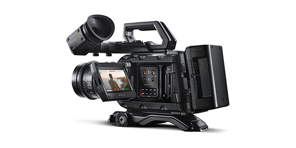 Black Magic Design Ursa Mini Pro 4.6K Digital Cinema Camera