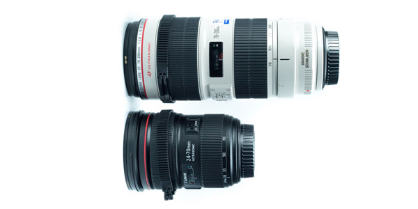 Canon F2.8 Zoom Lens Kit